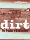 Dirt (eBook): The Erosion of Civilizations