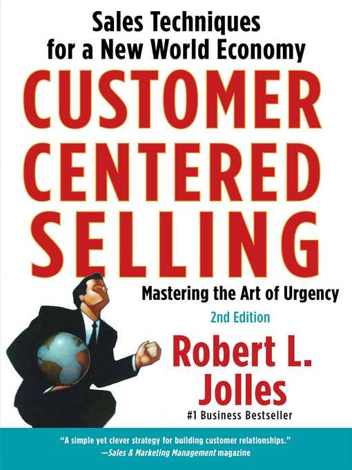 Customer Centred Selling (eBook)