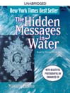 The Hidden Messages in Water (MP3)