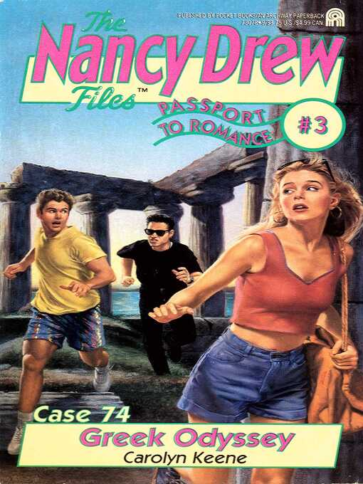 Greek Odyssey (eBook): The Nancy Drew Files Series, Book 74