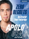 Zero Regrets (MP3): Be Greater Than Yesterday