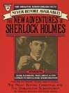 The Night Before Christmas and The Darlington Substitution (MP3): The New Adventures of Sherlock Holmes Series, Episode 25