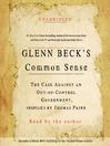Common Sense (MP3): The Evolution of Thomas Paine's Revolution