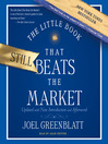 The Little Book That Still Beats the Market (MP3)