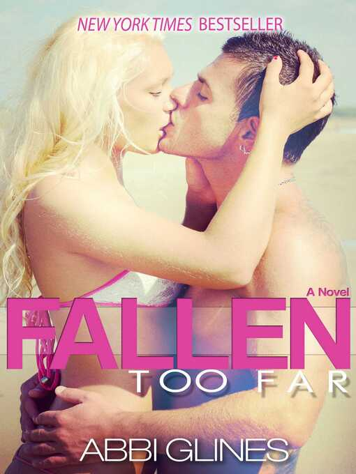 Cover image of Fallen Too Far