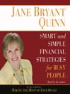 Smart and Simple Financial Strategies for Busy People (MP3)