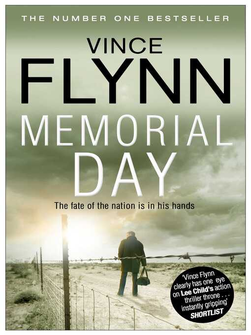 Memorial Day (eBook): Mitch Rapp Series, Book 5