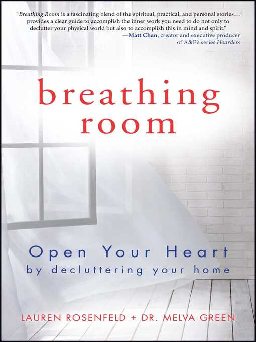 Breathing Room (eBook): Open Your Heart by Decluttering Your Home