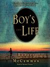 Boy's Life (MP3)