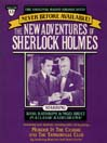 Murder in the Casbah and The Tankerville Club (MP3): The New Adventures of Sherlock Holmes Series, Episode 13