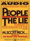 People of the Lie Volume 1 (MP3): Toward a Psychology of Evil