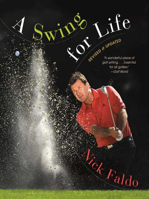 A Swing for Life (eBook)