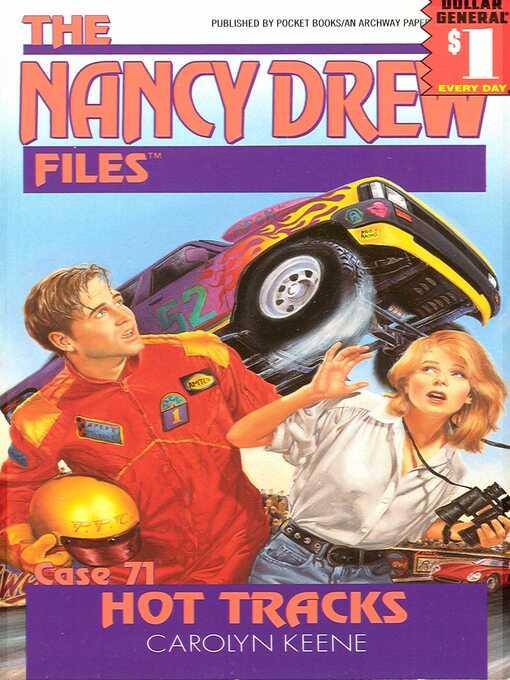 Hot Tracks (eBook): The Nancy Drew Files Series, Book 71