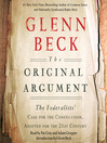 The Original Argument (MP3): The Federalists'