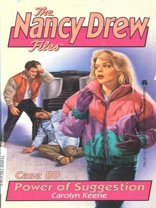 Power of Suggestion (eBook): The Nancy Drew Files Series, Book 80