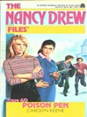 Poison Pen (eBook): The Nancy Drew Files Series, Book 60