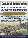 Nothing Like it In the World (MP3): The Men Who Built the Transcontinental Railroad 1863--1869