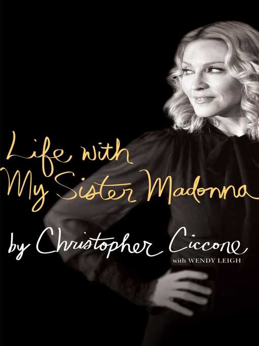 Life with My Sister Madonna (eBook)