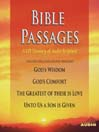 Bible Passages (MP3): A Cd Treasury of Audio Scripture