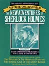 The Strange Case of the Demon Barber and The Mystery of the Headless Monk (MP3): The New Adventures of Sherlock Holmes Series, Episode 4