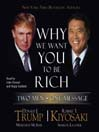 Why We Want You to Be Rich (MP3): Two Men, One Message