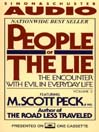 People of the Lie Volume 2 (MP3): The Hope for Healing Human Evil