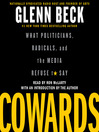 Cowards (MP3): What Politicians, Radicals, and the Media Refuse to Say