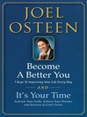 It's Your Time and Become a Better You Boxed Set (eBook)