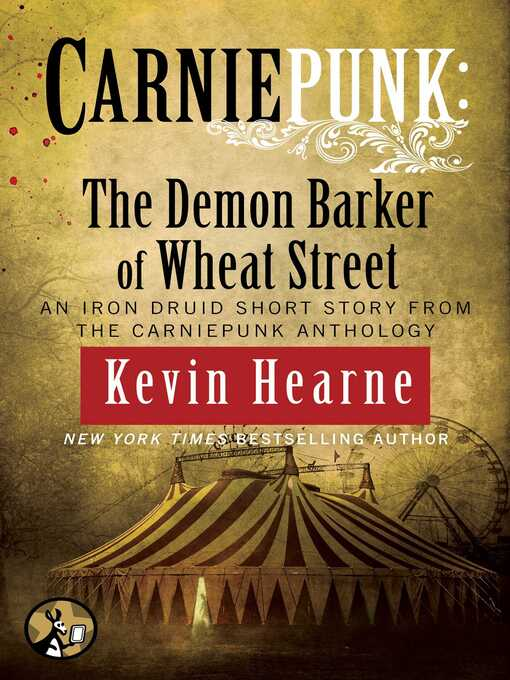The Demon Barker of Wheat Street (eBook)