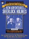 The Strange Case of the Murderer in Wax and Man with the Twisted Lip (MP3): The New Adventures of Sherlock Holmes Series, Episode 14