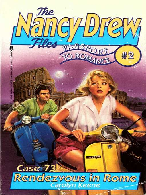 Rendezvous in Rome (eBook): The Nancy Drew Files Series, Book 73