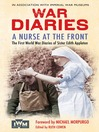A Nurse at the Front (eBook): The First World War Diaries of Sister Edith Appleton