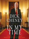 In My Time (MP3): A Personal and Political Memoir