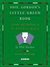 Phil Gordon's Little Green Book (MP3): Lessons and Teachings in No Limit Texas Hold'em