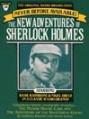 The Manor House Case and The Adventure of the Stuttering Ghost (MP3): The New Adventures of Sherlock Holmes Series, Episode 20