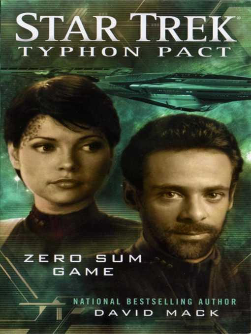 Zero Sum Game (eBook)