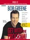 Get with the Program (MP3): Getting Real About Your Weight, Health, and Emotional Well-Being