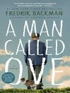 A man called Ove a novel