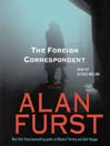 The Foreign Correspondent (MP3): Night Soldiers Series, Book 9