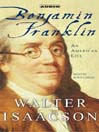 Benjamin Franklin (MP3): An American Life