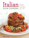 Italian Slow Cooking (eBook)