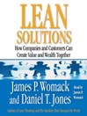 Lean Solutions (MP3): How Companies and Customers Can Create Value and Wealth Together