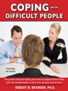Coping With Difficult People (MP3): In Business And In Life