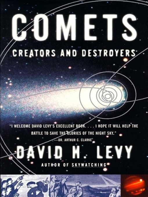 Comets (eBook): Creators and Destroyers
