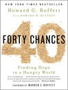 40 Chances (eBook): Finding Hope in a Hungry World