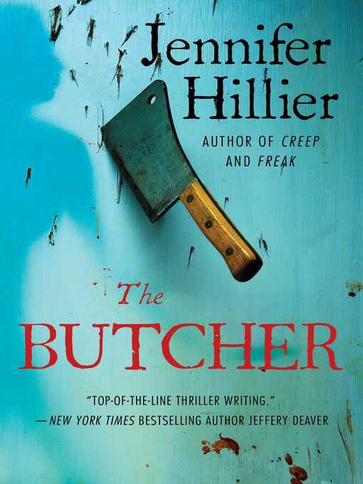 The Butcher (eBook)