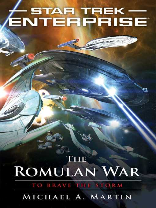 The Romulan War: to Brave the Storm (eBook)