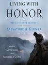 Living With Honor (MP3): A Memoir