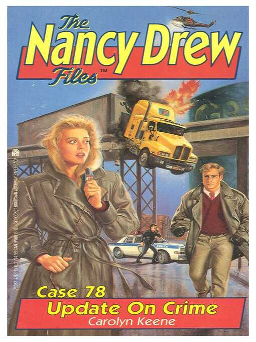 Update on Crime (eBook): The Nancy Drew Files Series, Book 78