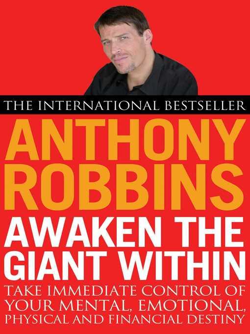 Awaken the Giant Within (eBook)